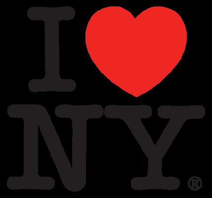 這是宣傳紐約州的logo設計